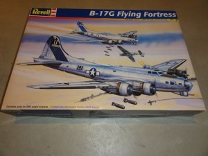 b-17g model