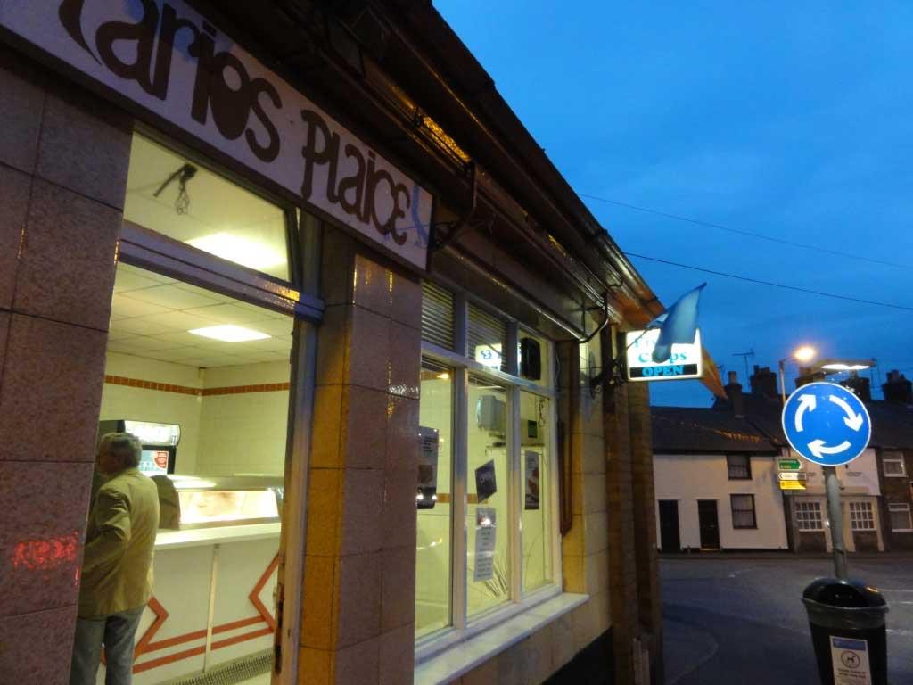 Mario's Place in Ellesmere